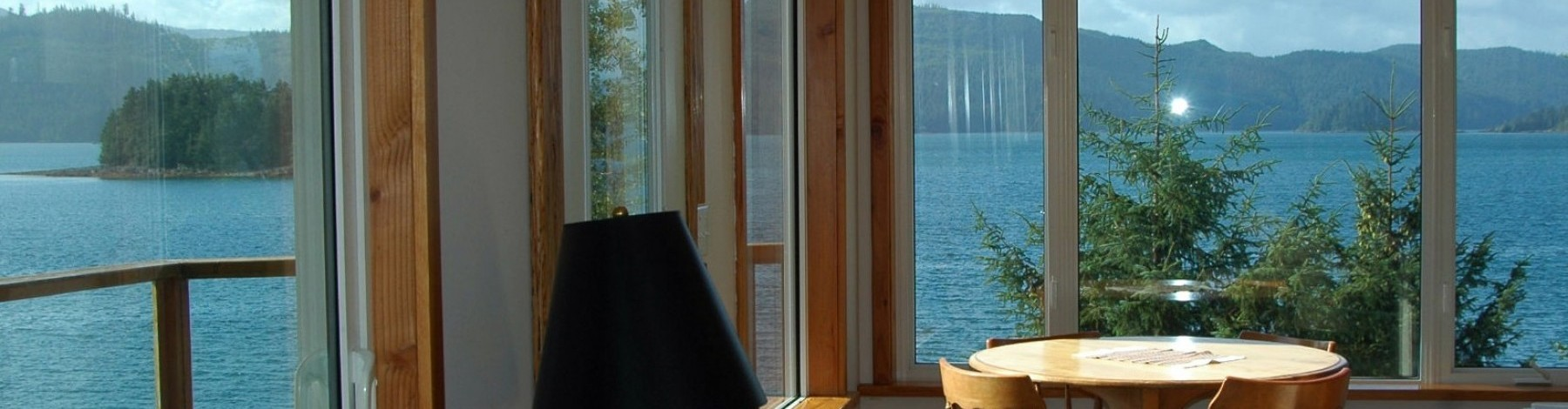 Haida Gwaii Accommodations